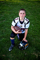 Youth sports portraits